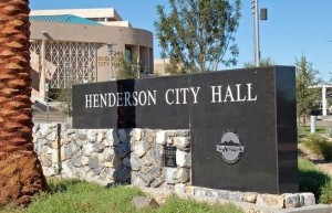 Henderson Nevada City Hall