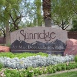 Sunridge At MacDonald Ranch Henderson nevada